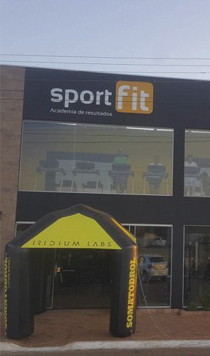 Sport Fit Academia